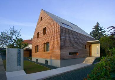 Architekturbüro [lu:p] (Altbau, Modernisierung, Holzfassade)