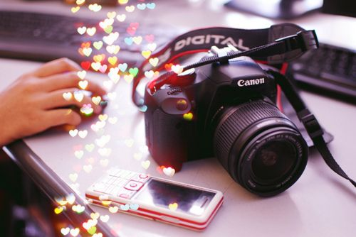 Canon Camera 3 One Day My Friend One Day Photography Camera Tumblr Photography Camera Wallpaper