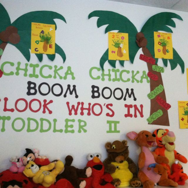 Infants Classroom Decoration Ideas : Toddler classrooms classroom ideas