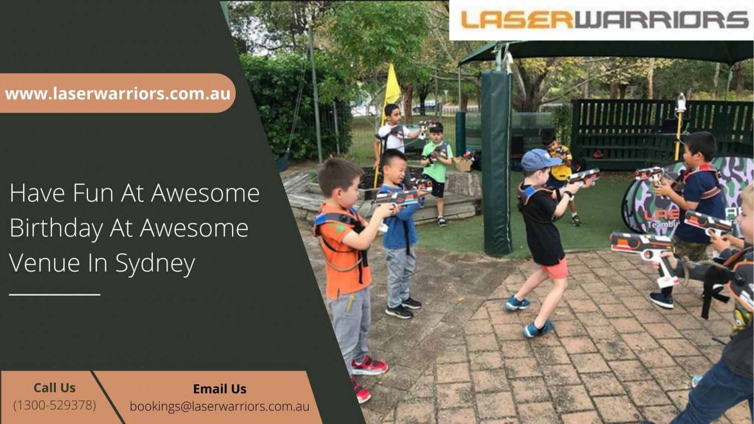 Have fun at awesome birthday at awesome venue in sydney in