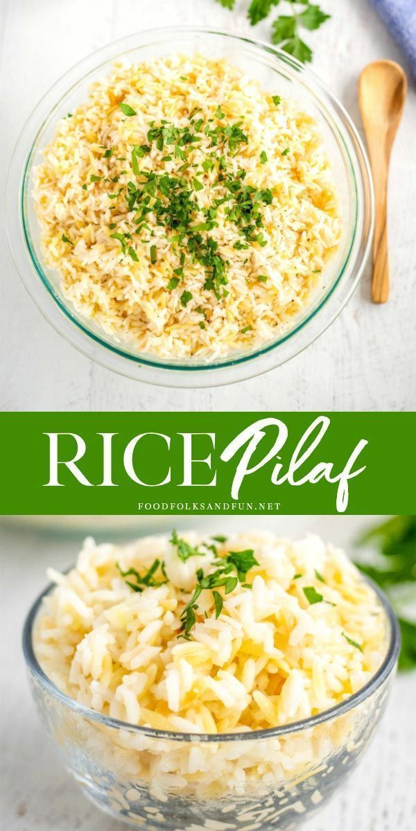 This Rice Pilaf with Orzo recipe is your new favorite side dish. Not only is it super simple to make, but it is so easy to customize for any meal or season with my 4 pilaf variations. #easyricepilaf This Rice Pilaf with Orzo recipe is your new favorite side dish. Not only is it super simple to make, but it is so easy to customize for any meal or season with my 4 pilaf variations. #easyricepilaf This Rice Pilaf with Orzo recipe is your new favorite side dish. Not only is it super simple to make, #easyricepilaf