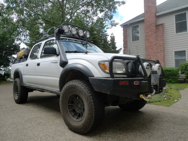 The Expeditions West Tacoma—a World-Class Overland Truck—is
