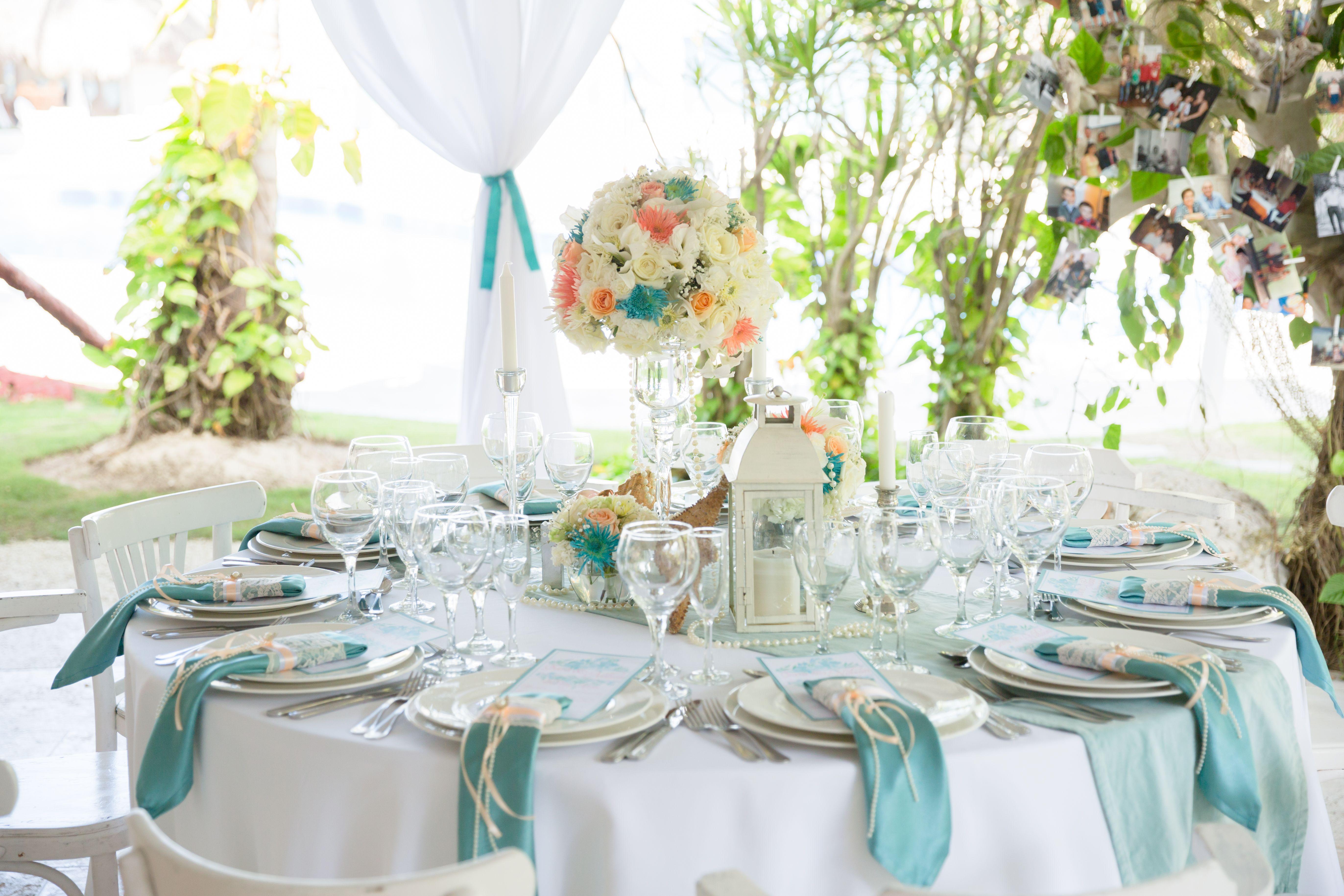 Pin by Kukua Weddings Punta Cana on Wedding Centerpieces | Pinterest
