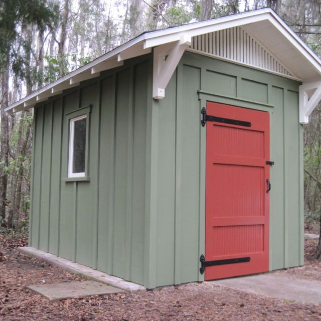 Highlights From 2012 Historic Shed Projects