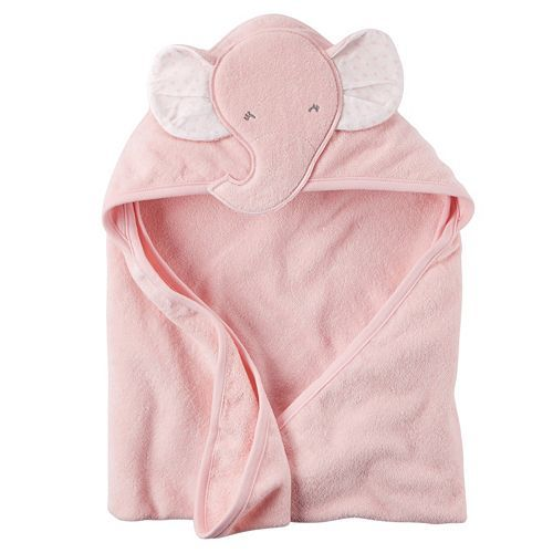 Carter's Animal Hooded Towel - Baby Neutral
