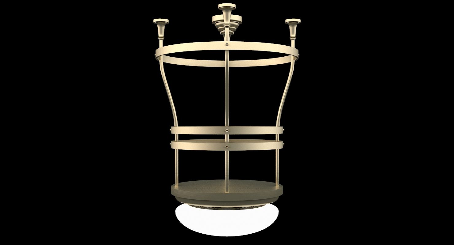 High Detailed 3d Model Of A Realistic Luxury Ceiling Lamp Suitable For Visualizations Advertising Renders And Other Purposes Pr Ceiling Lamp Lamp Lamp Light