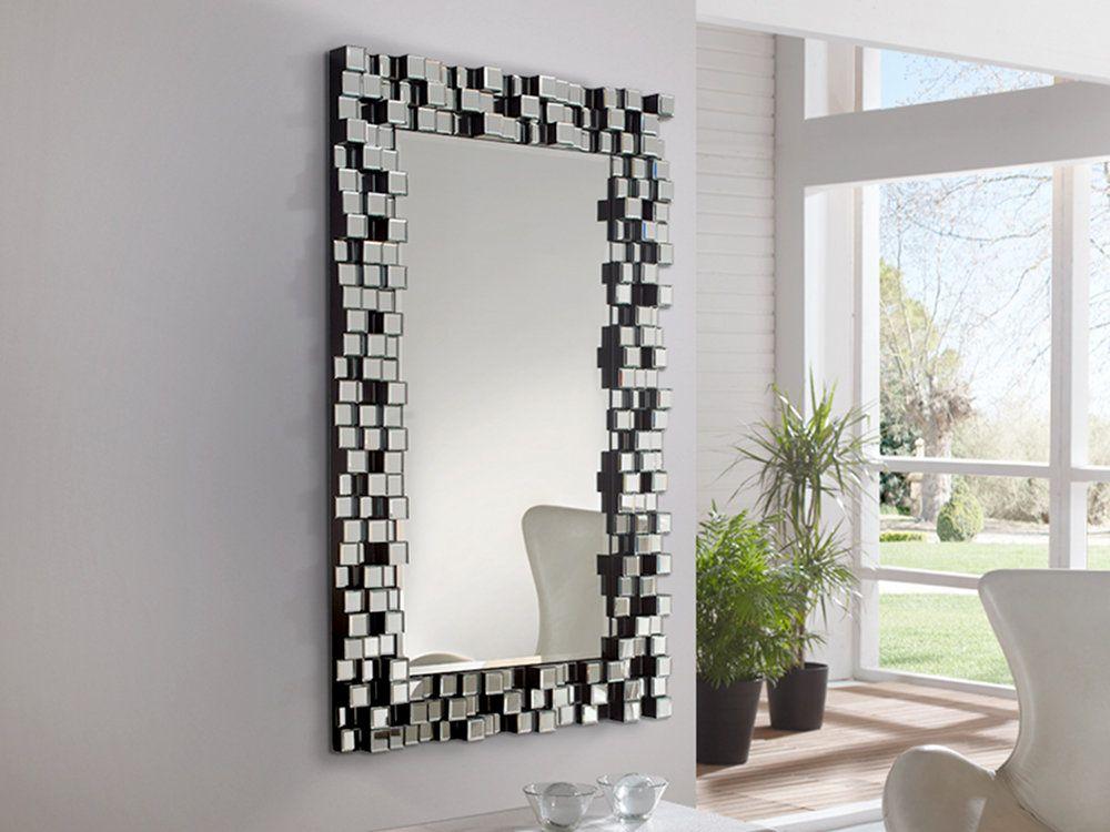 Espejos de cristal modernos espejos - Espejos modernos ...