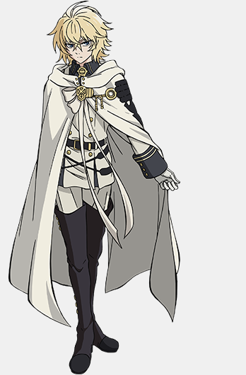 """Character JAPAN - Latest """"Seraph of the End"""" Visual Goes Online"""