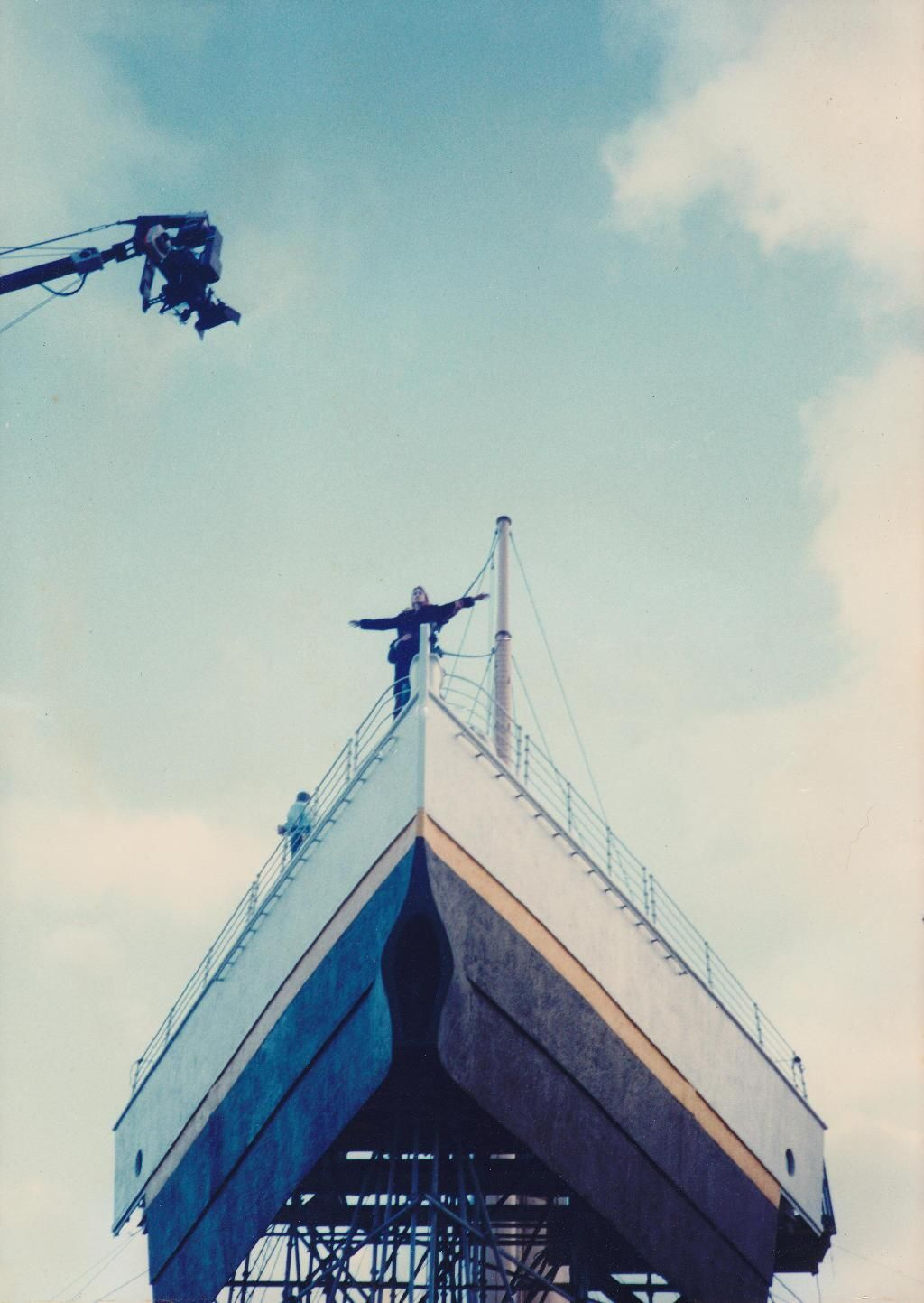 Behind The Scenes On In 2019  Titanic Behind The Scenes -4635