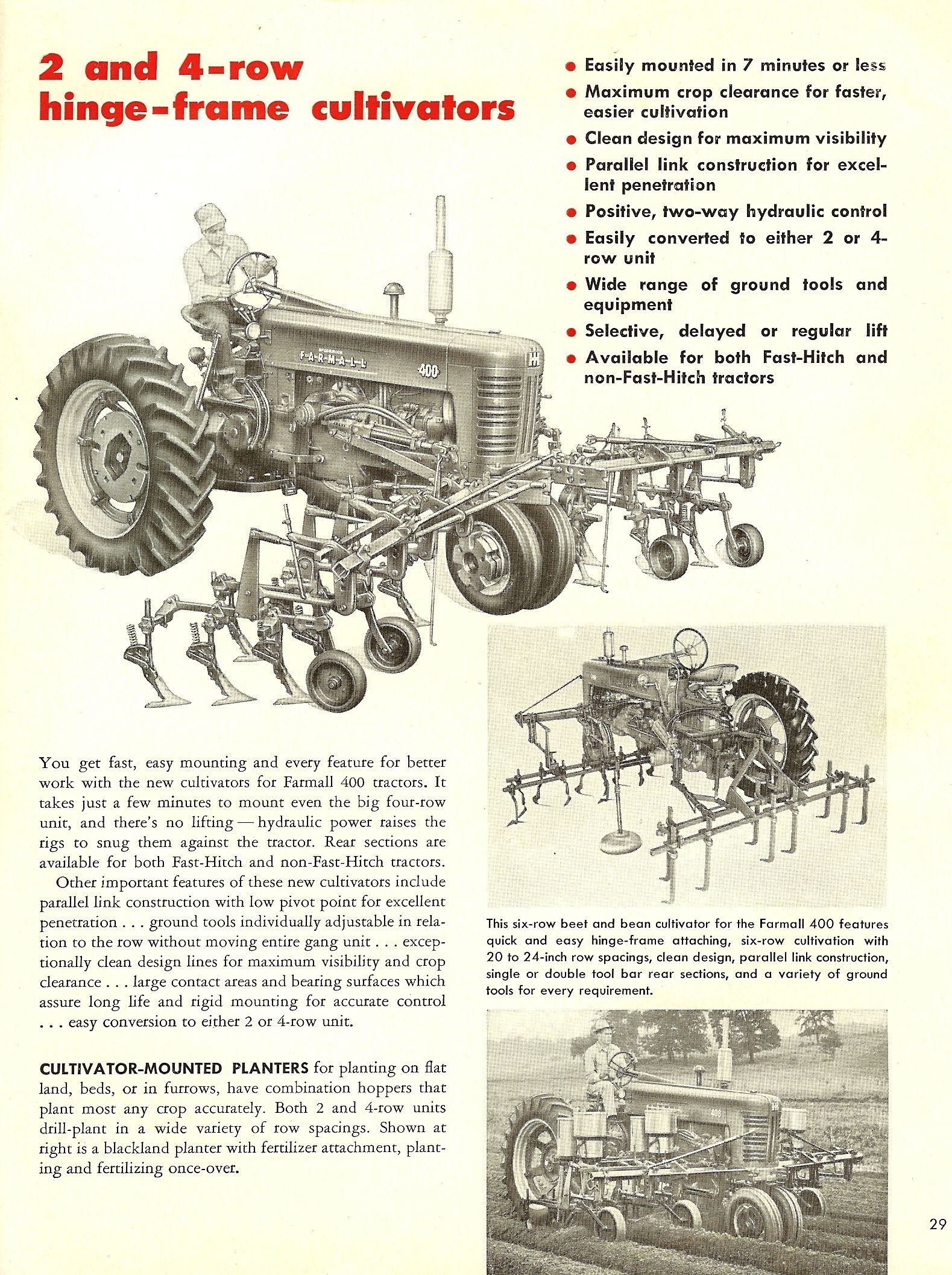 Farmall 400 Transmission Diagram Wiring For International Harvester Advertising Pinterest 1579x2115