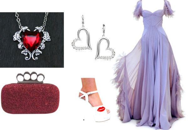 """Valentine love"" by chanda-hoyt-lord on Polyvore"