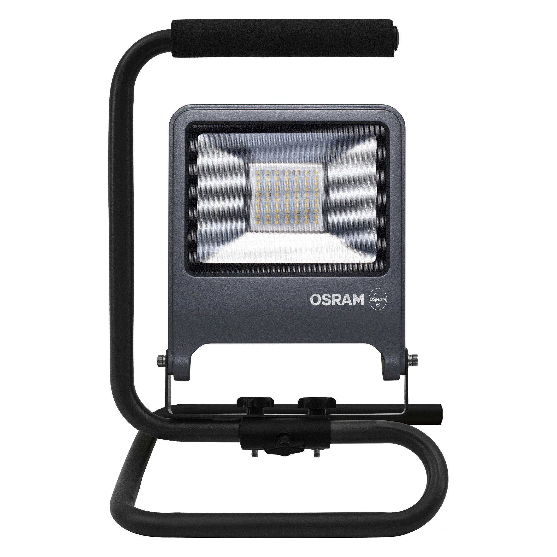 Projecteur Portable Exterieur Led Integree 4500 Lm Gris Worklight Ledvance Projecteur Portable Led Et Projecteur