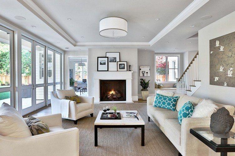 Lespace vide et toutes ses vertus en 25 idées de déco à adopter vite espace vide tendance 2018 espaces négatifs intérieur maison contemporaine