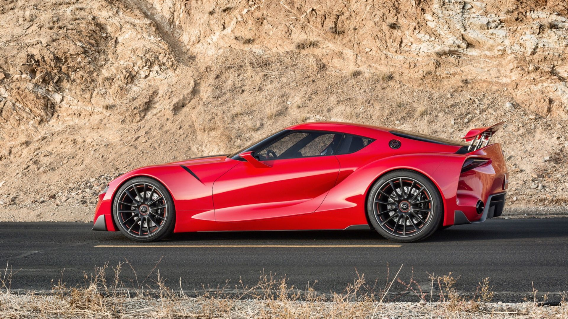 Vehicles - 2014 Toyota Ft-1 Concept Wallpaper   New toyota ...  Toyota Sport Cars 2014