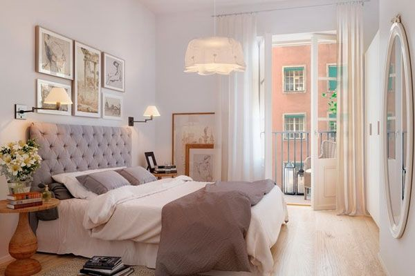 Sexigt sovrum
