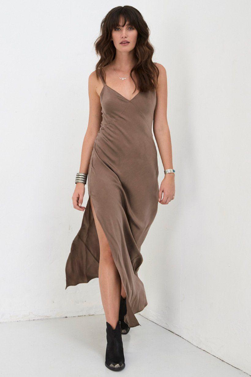 f0013586cef60 Spell Designs Cabin Love Silk Slip   Clothes inspiration   Silk slip ...