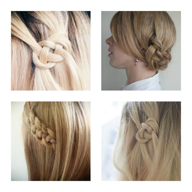 Easy Summer Hairstyle Diy Hair Ideas Pinterest Hair Styles