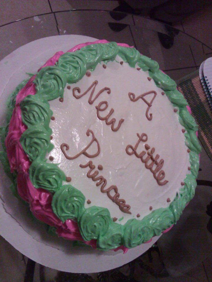Dominican Cake For A Baby Shower Baked Goods Made By Me Roros