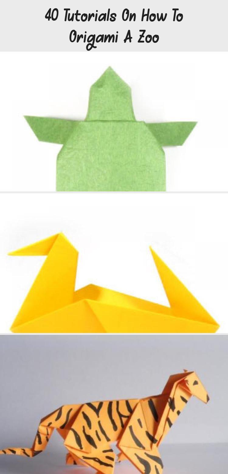 Photo of How to Make an Origami Elephant #origamiPasoAPaso #origamiLotus #origamiFrog #or…