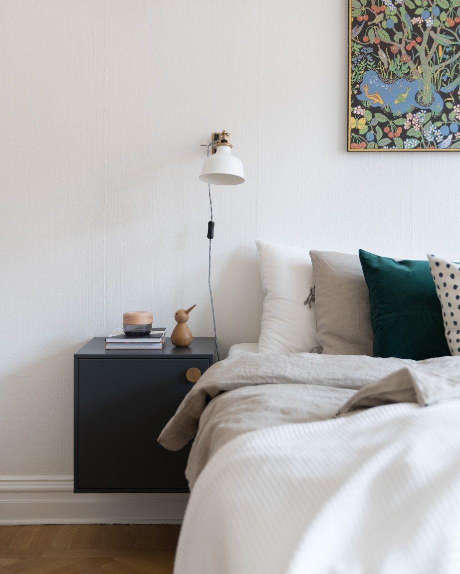 Ikea Master Bedroom: Ikea Wall Lamp, Ikea Bedroom, Ikea Ranarp