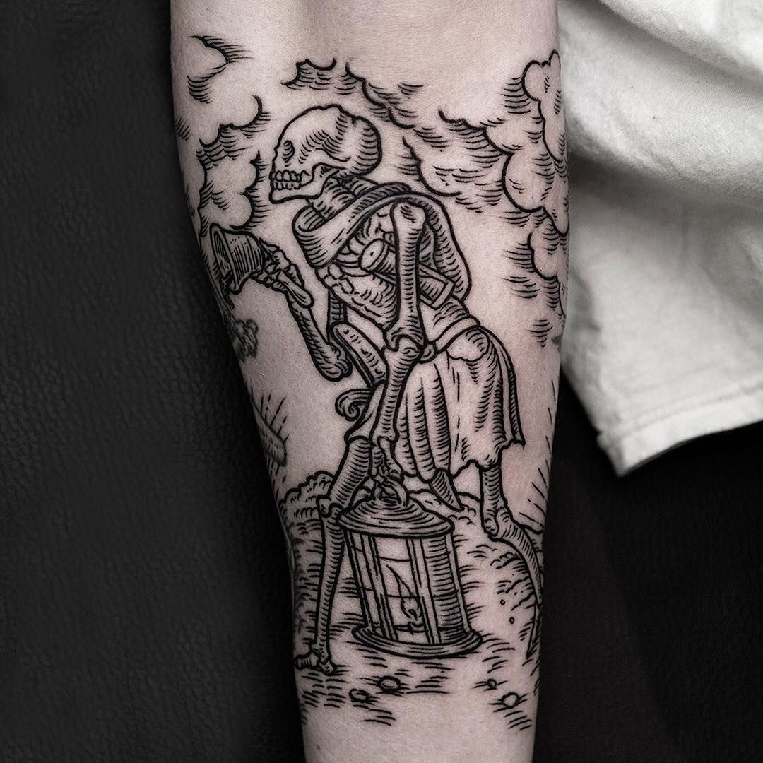 Pin By Lewis Johnson On Pirate Stuff Medieval Tattoo