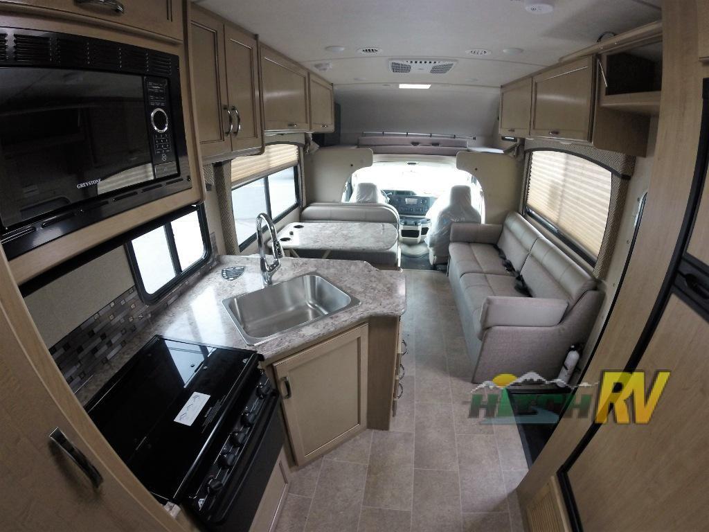 New 2018 Thor Motor Coach Chateau 26B Motor Home Class C
