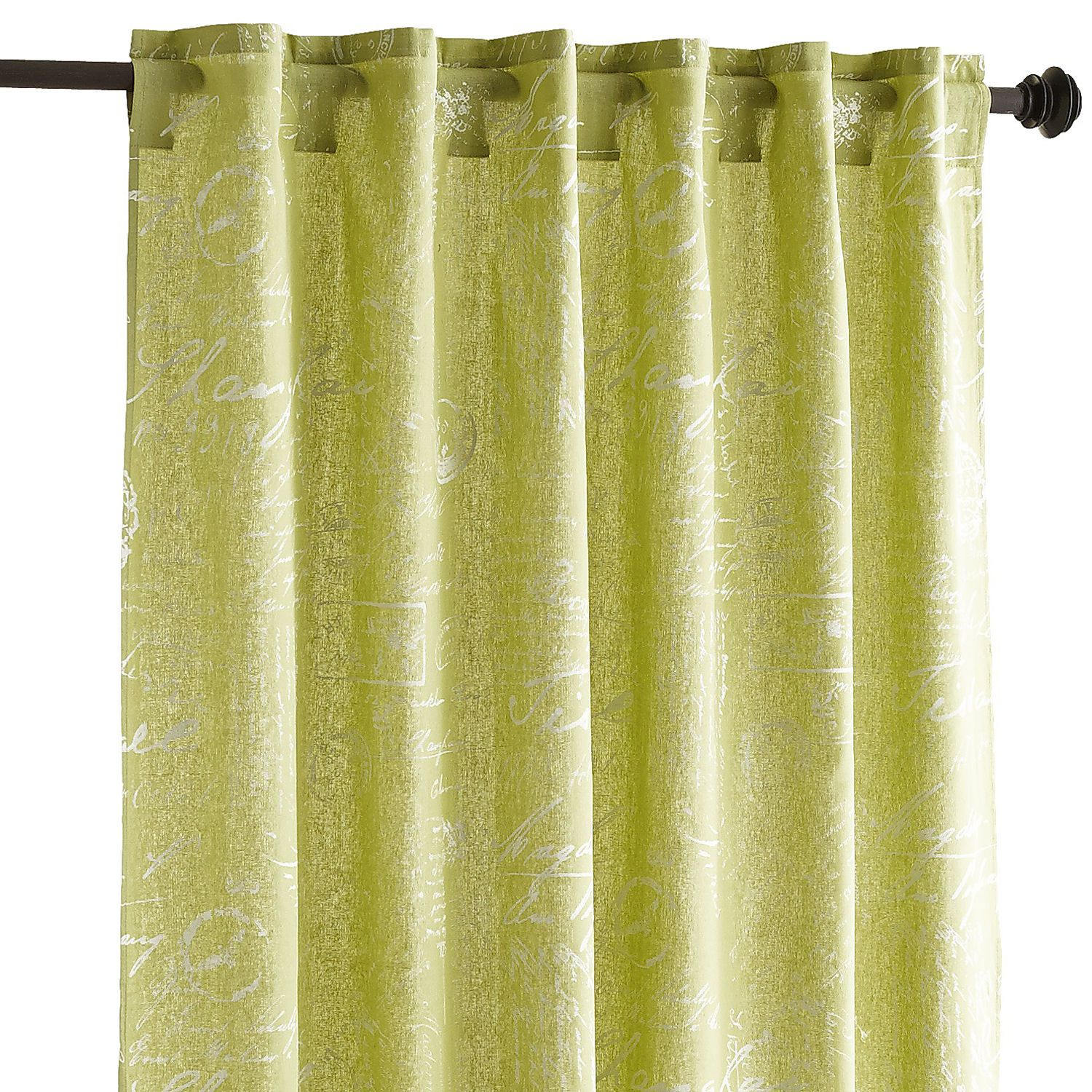 Amelie Curtain Green 84 Quot Pier 1 Imports Living Room