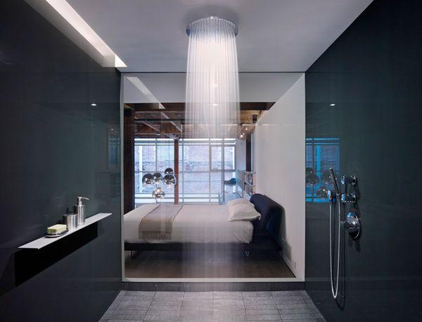 badezimmer schlafzimmer bad garderobe badezimmer waschtisch bad, Schlafzimmer entwurf