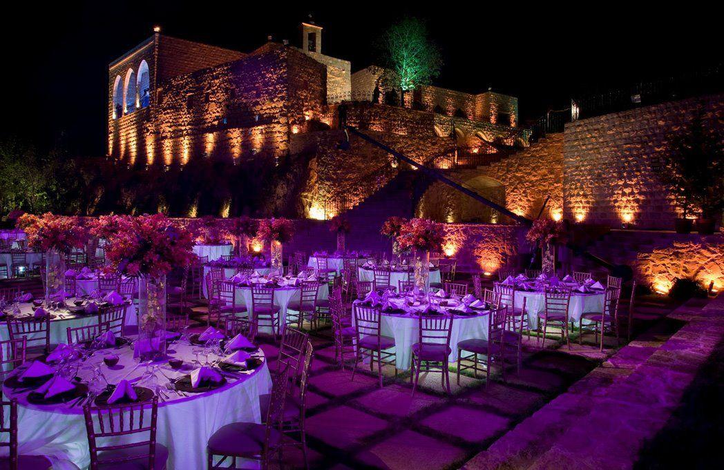 domaine de zekrit wedding venue