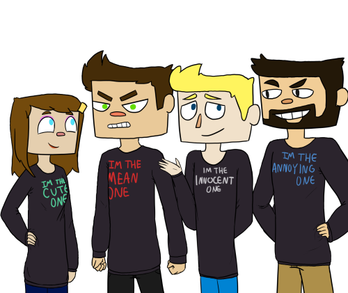 Ha Look At Gill S Shirt It S True Though Xd Minecraft Memes Minecraft Tips Minecraft Youtubers