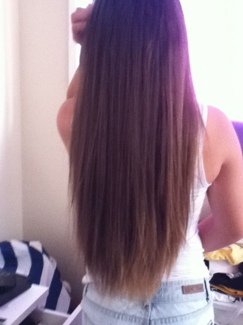 straight hair tumblr - Google Search | hair | Pinterest | Straight ...
