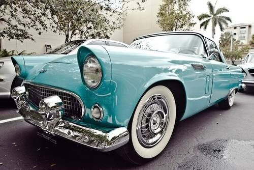 Ford Thunderbird Old Used Cars Ford Classic Cars Classic Cars
