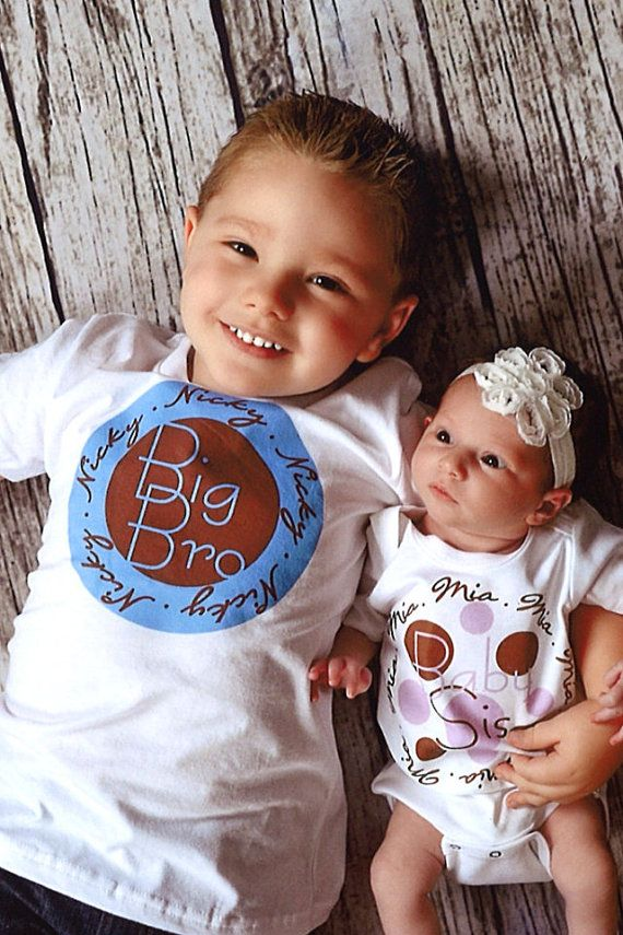 Matching Shirts With Images Big Brother Little Sister Little