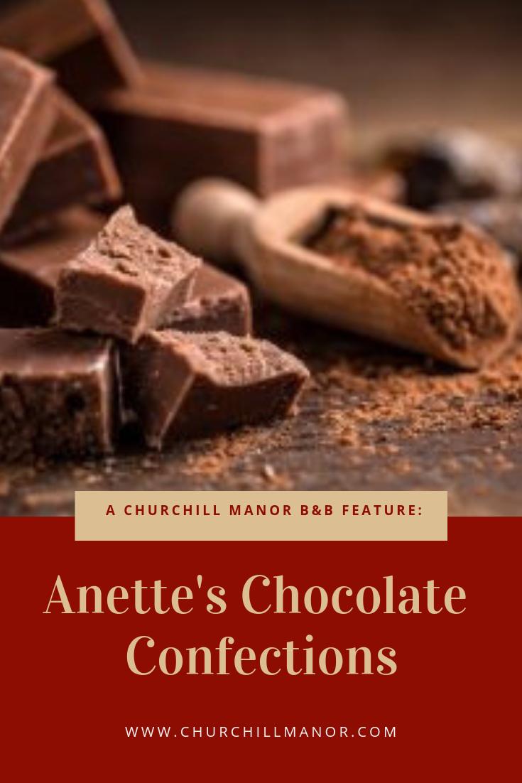 We dish on why Chocolates so delish! Chocolate