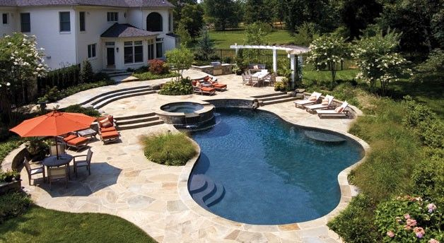 I want this pool in my backyard!! | For The Home | Pinterest ... I Want A Pool In My Backyard on