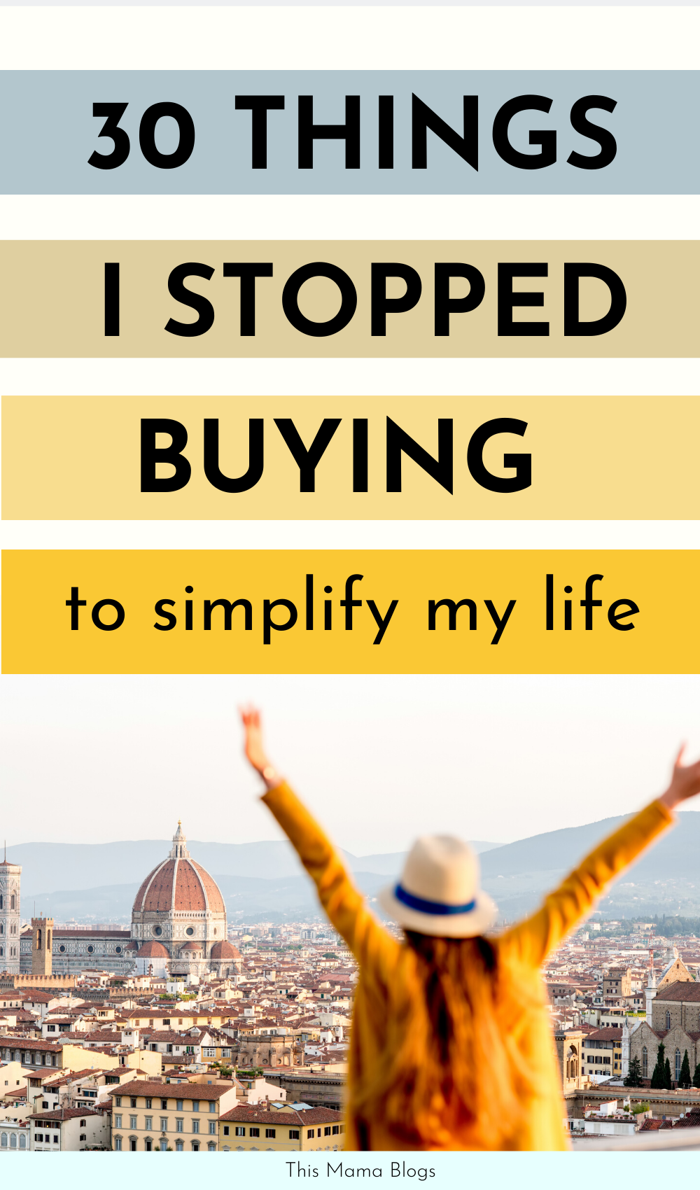 30 Things I've Stopped Buying Since Simplifying My Life in