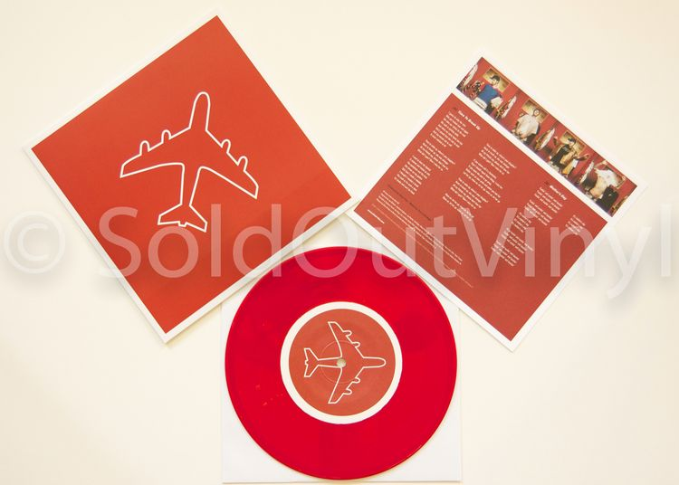 Blink 182 Take Off Your Pants And Jacket Vinyl Clear Lps With Colored 7 S Soldoutvinyl Blink 182 Blink 182 Albums Lps