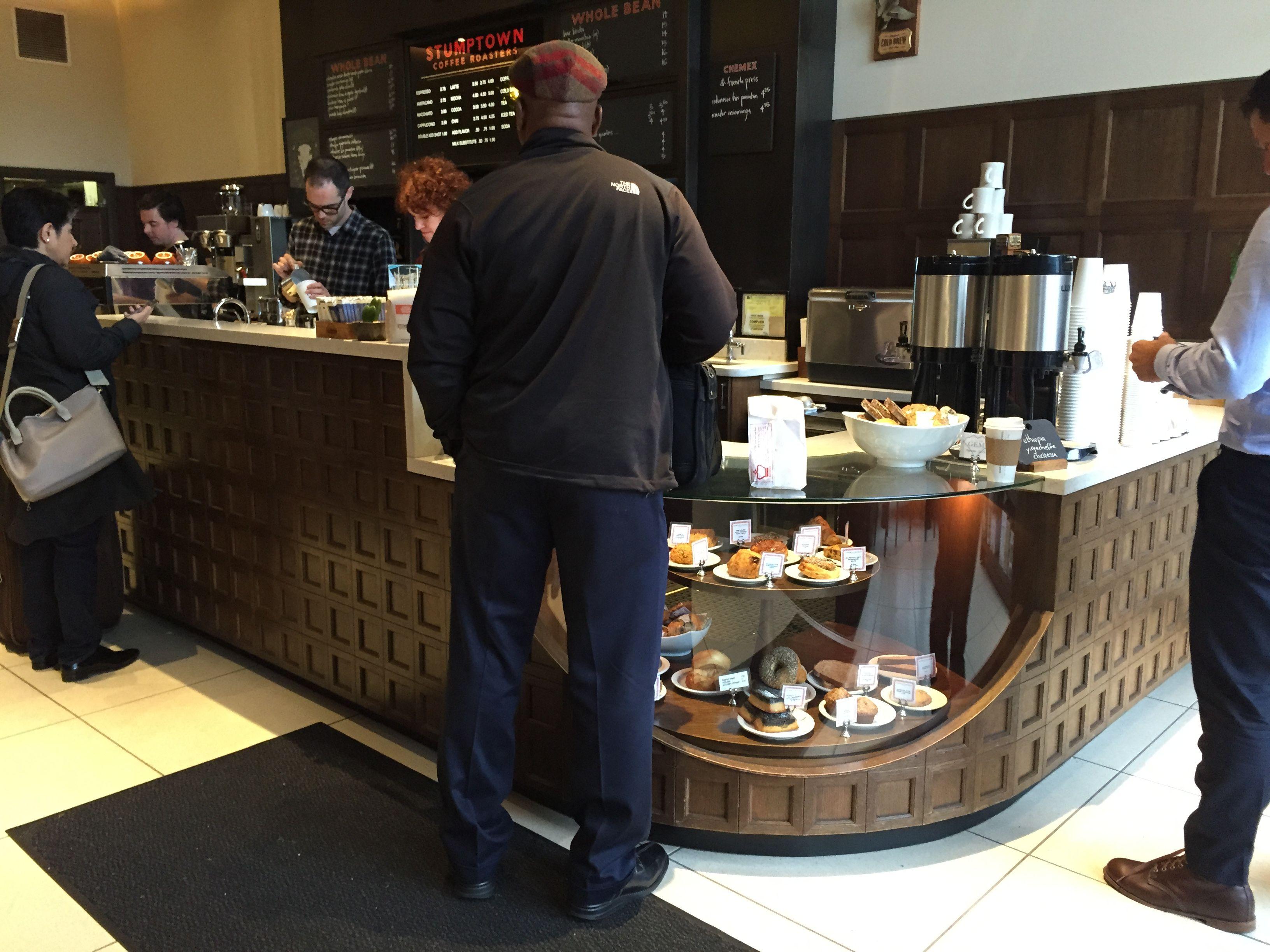 Stumptown coffee in portland or stumptown coffee