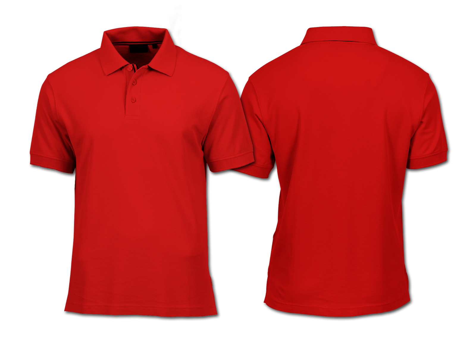 Polo shirt design editor - Mock Up Polo Shirt