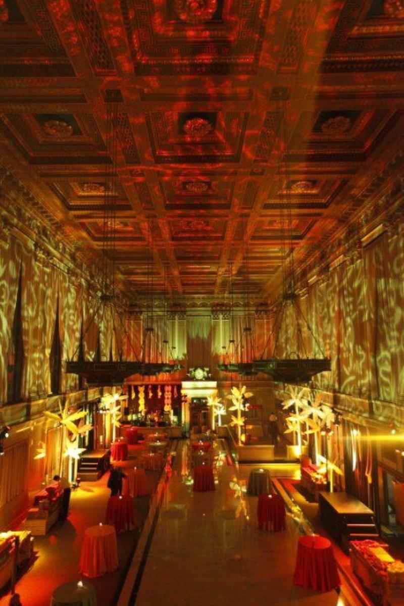 The Sacramento Grand Ballroom Balo Salonu Düğünü Salonları Kızkardeşler