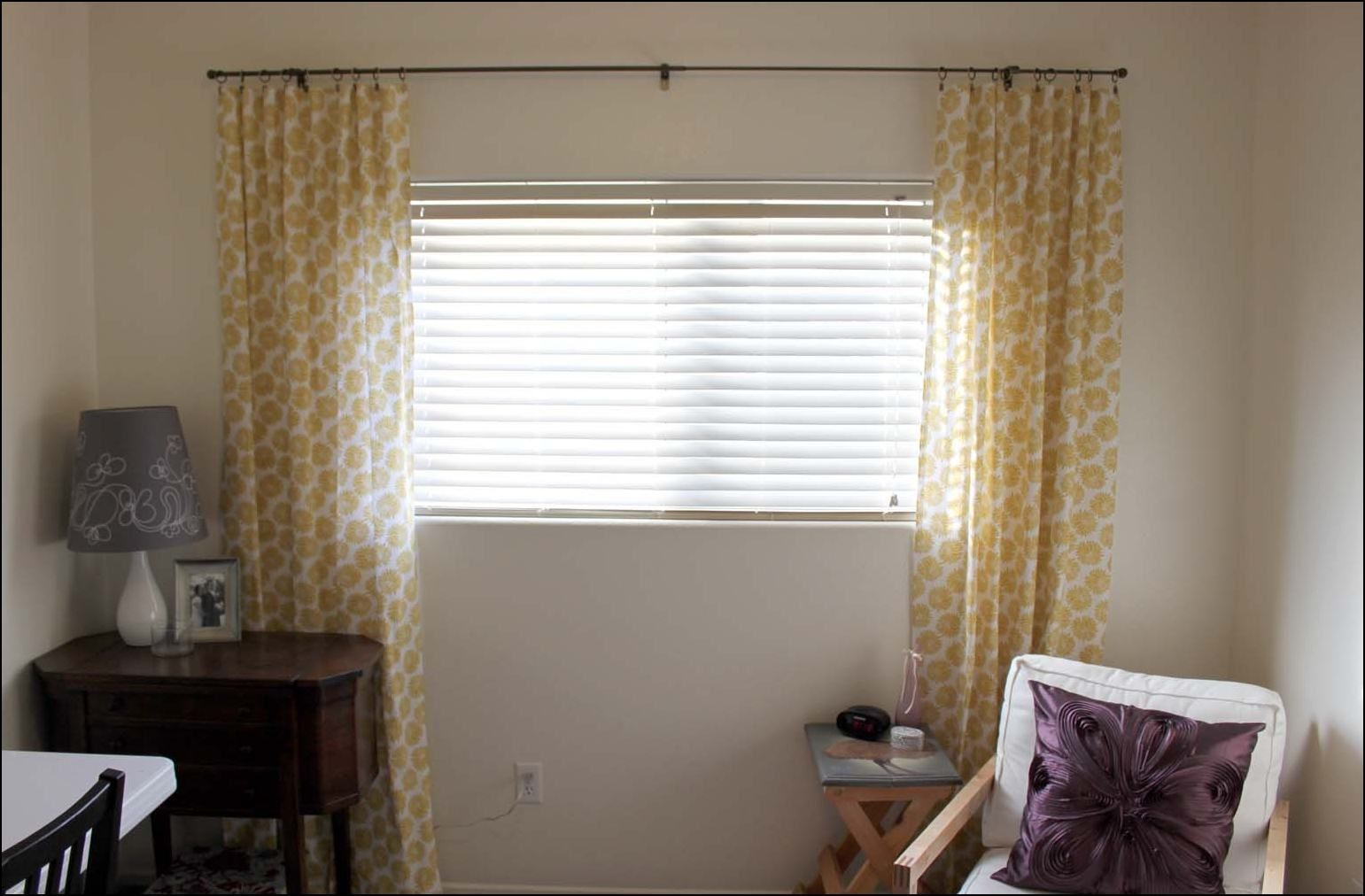 Curtains for small long windows realtagfo pinterest