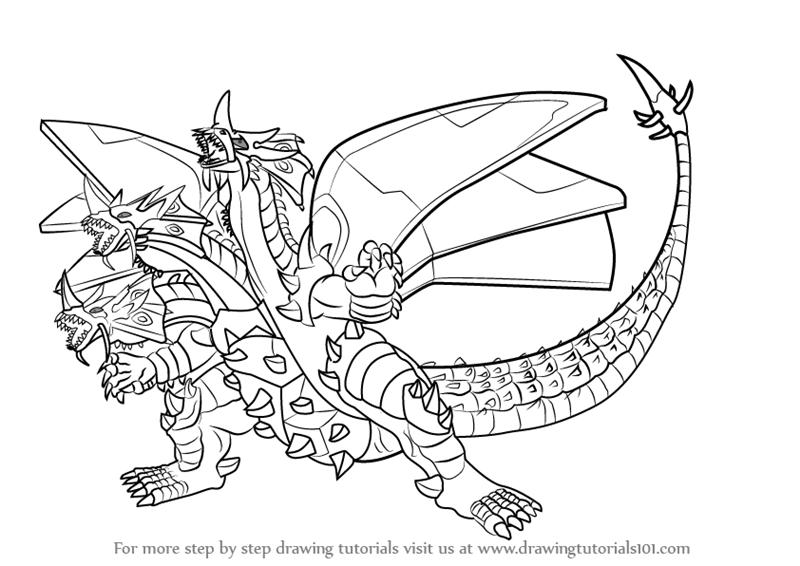 Bakugan Coloring Pages Google Search Drawings Bakugan Battle Brawlers Drawing Tutorial