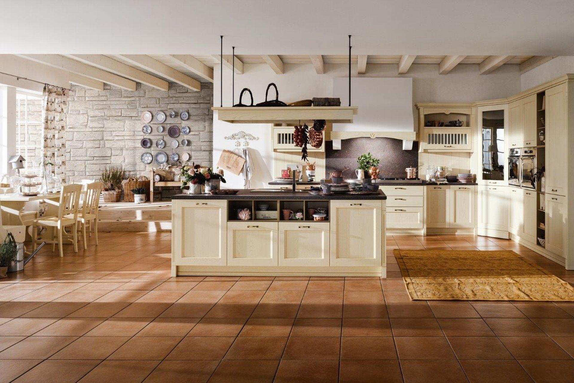 Arredamento cucine in muratura, cucine moderne, cucine classiche e ...