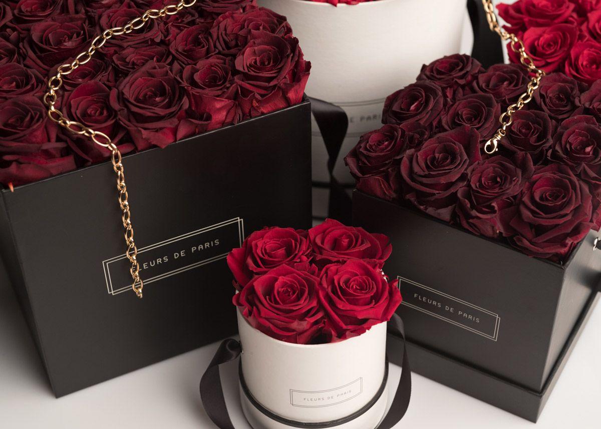 Exceptionnel Rosenboxen und Flowerbox | Fleurs de Paris | Einrichtung  EN86