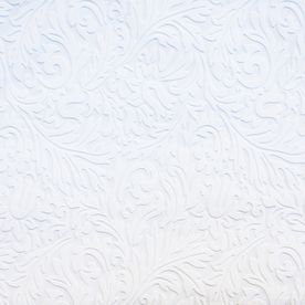 Allen Roth White Strippable Vinyl Unpasted Paintable Wallpaper 20 Lowes