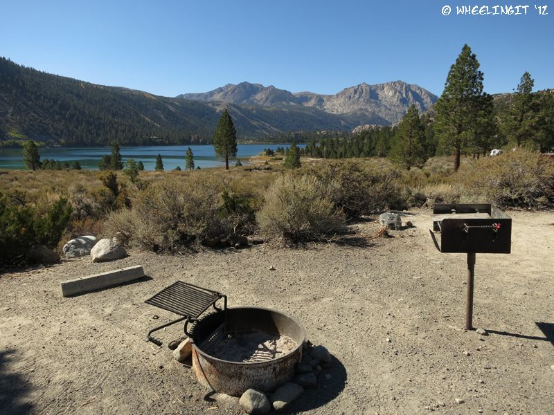 Nfs Campground Review Oh Ridge June Lake Ca June Lake Campground Reviews Park Resorts