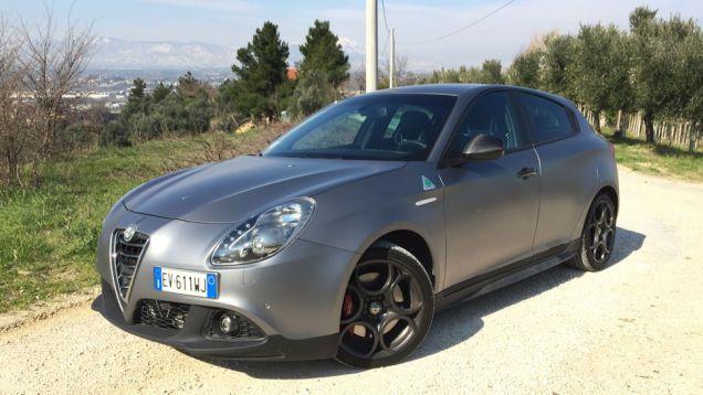 The Alfa Romeo Giulietta Quadrifoglio Is Delightfully, Joyfully Flawed