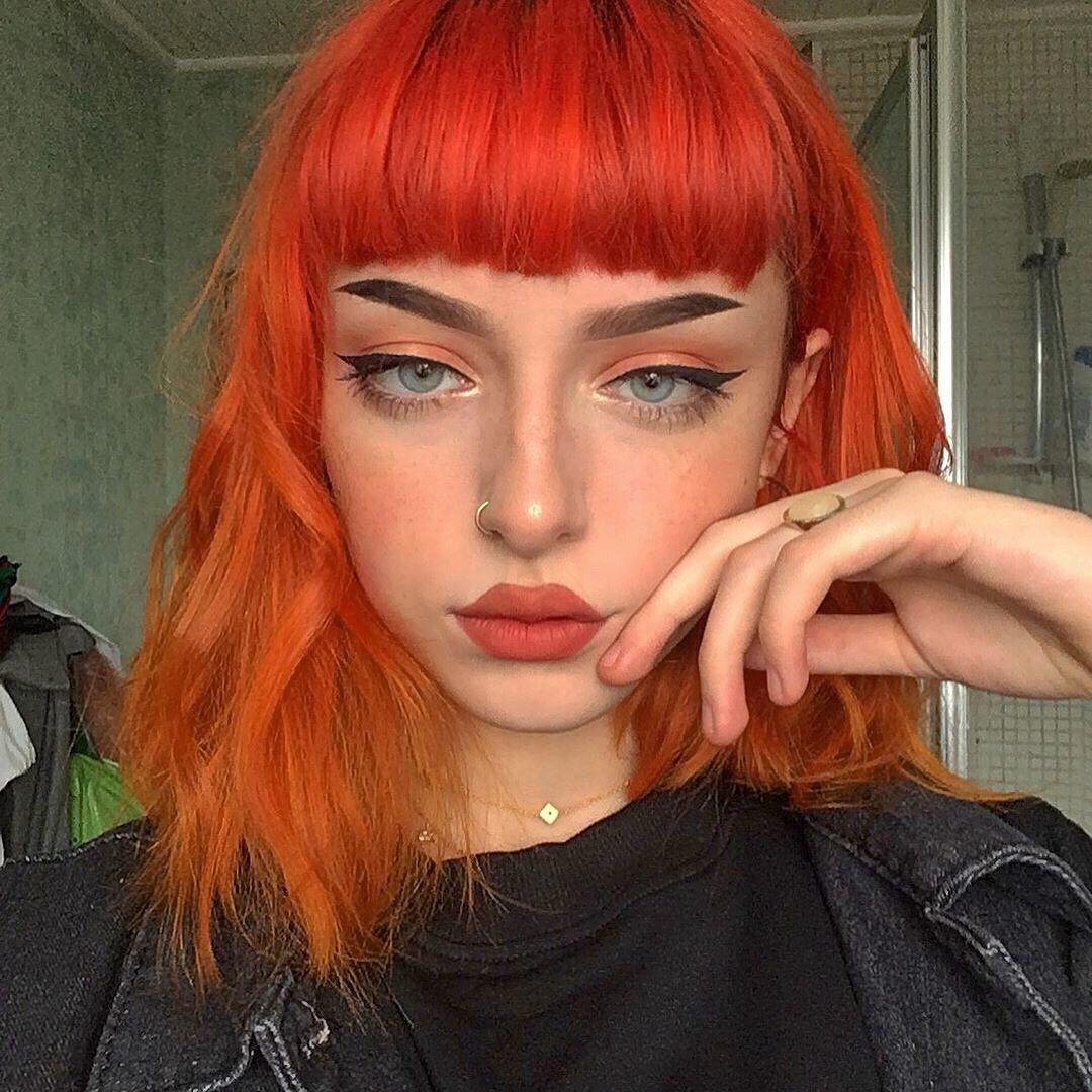 pin arctic fox hair color