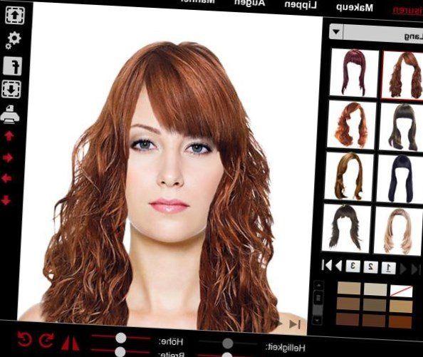 15++ Frisur online testen frauen Ideen im Jahr 2021