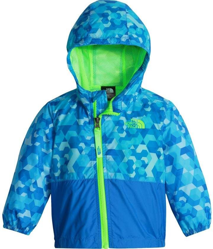 0768d23d308d The North Face Flurry Wind Full-Zip Hoodie - Infant Boys